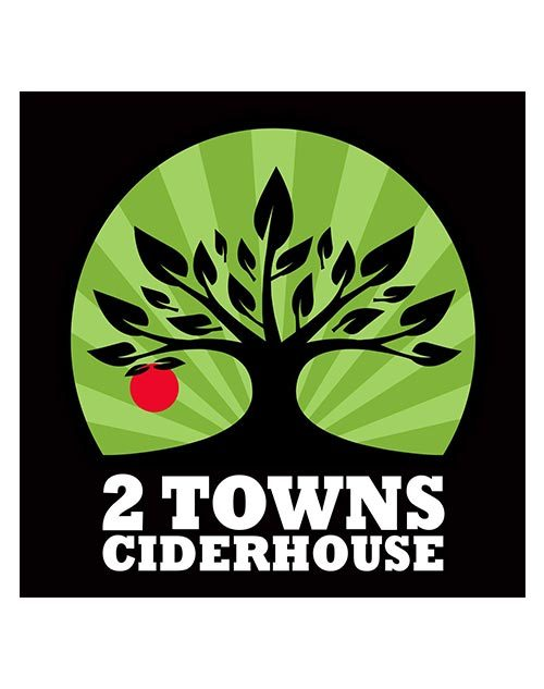 two towns ciderhouse logo