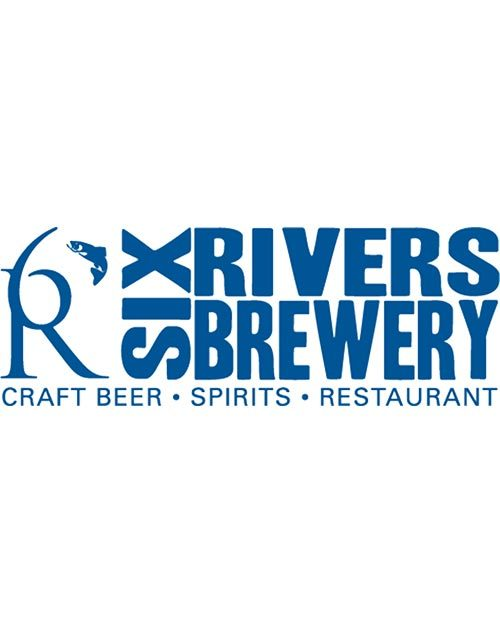 six rivers brewery logo